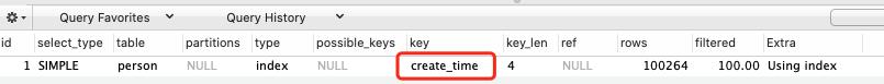 SQL 优化之 SELECT COUNT(*)