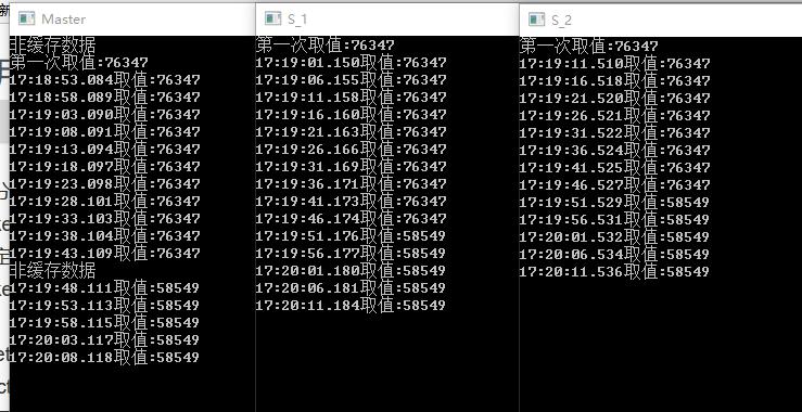 C#使用 Redis 集群作为缓存服务器