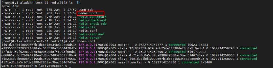 Redis Cluster 集群搭建过程